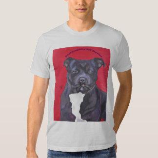 Camiseta de Staffordshire bull terrier Camisas