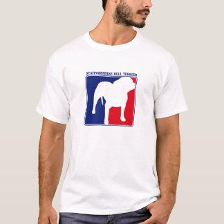 Camiseta de Staffordshire bull terrier de la