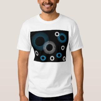 Camiseta de Starburst de la turquesa Playera