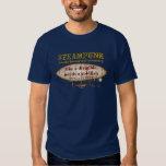 Camiseta de Steampunk Playera