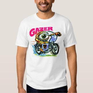 Camiseta de StickerArt de los años 70 del vintage Playeras