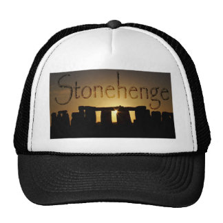 Camiseta de Stonehenge con el texto de Stonehenge Gorro