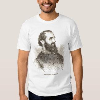 Camiseta de Stonewall Jackson Camisas