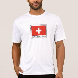 Camiseta de Suiza Playeras