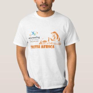 Camiseta de Suráfrica - ofrecerse voluntariamente Playera