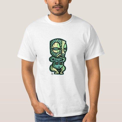 Camiseta de Tangaroa Tiki por Tiki tOny Polera