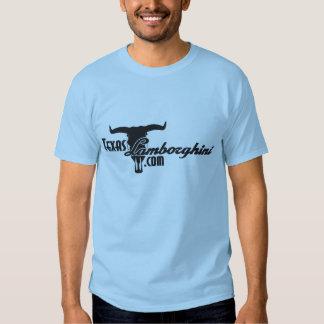 Camiseta de Tejas Lamborghini Playera