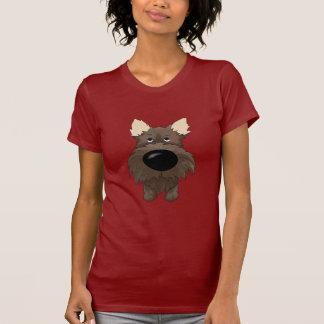 Camiseta de Terrier de mojón
