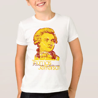 Camiseta de Thomas Jefferson