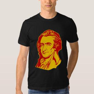 Camiseta de Thomas Paine Playeras