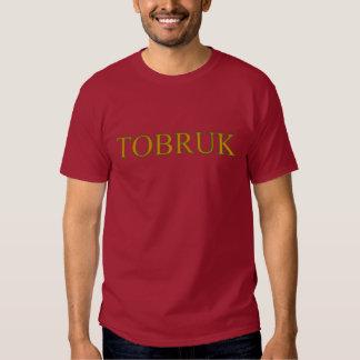 Camiseta de Tobruk Remera
