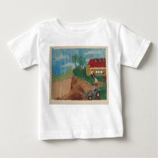 Camiseta de Todder Playera Para Bebé