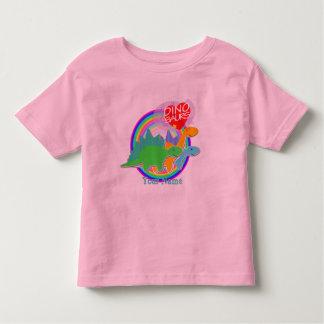 Camiseta de Todler de los amigos del Diplodocus y Remeras