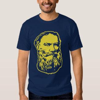 Camiseta de Tolstoy Polera