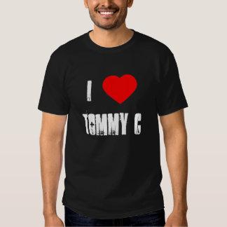 Camiseta de Tommy C Poleras