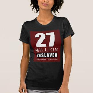 Camiseta de tráfico humana