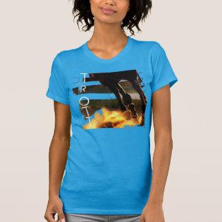 Camiseta de TROTT--Ayuda OTTBs Remera