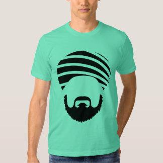 Camiseta de Turbanizer - turquesa Camisas