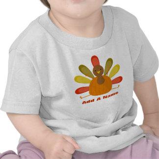 Camiseta de Turquía de la acción de gracias para