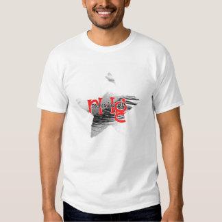 Camiseta de Twofer de la superestrella del niño Camisas