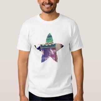 Camiseta de Twofer de la superestrella del niño Polera