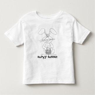 Camiseta de Twofer del niño de Pascua Camisas