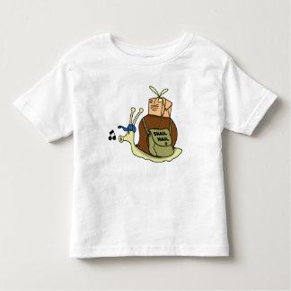 Camiseta de Twofer del niño del snail mail Remera