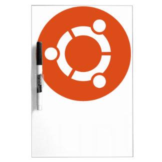 Camiseta de Ubuntu Linux Pizarras Blancas De Calidad
