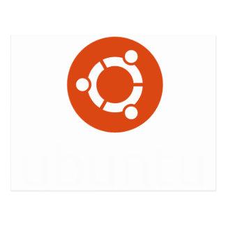 Camiseta de Ubuntu Linux Postal