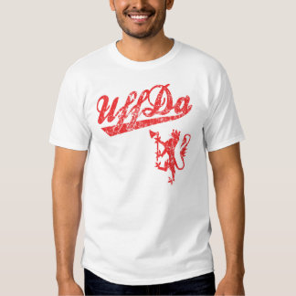 Camiseta de Uff DA del noruego Remera