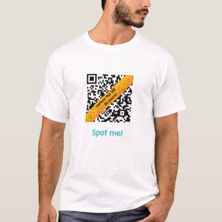 camiseta de uQR.me