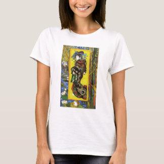 Camiseta de Van Gogh Japonaiserie Oiran