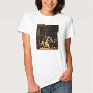 Camiseta de Velázquez Las Meninas Remera