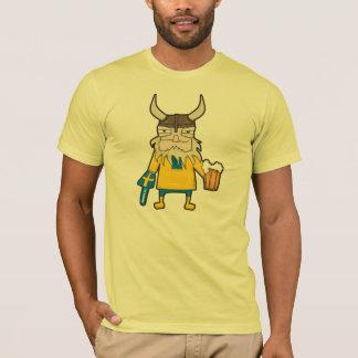 Camiseta de Viking del sueco
