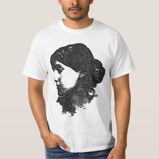 Camiseta de Virginia Woolf Polera