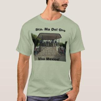 Camiseta de Viva México