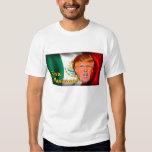 Camiseta de Viva México del triunfo de Anti-Donald Playera