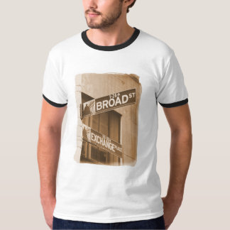 Camiseta de Wall Street Playeras