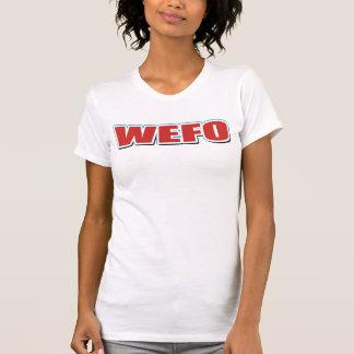 Camiseta de WEFO