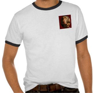 Camiseta de Weimaraner Playera