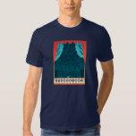 Camiseta de Wes Anderson Rushmore Remera