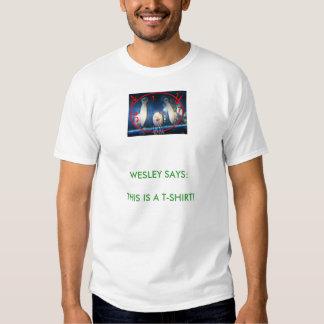 Camiseta de Wesley Remera