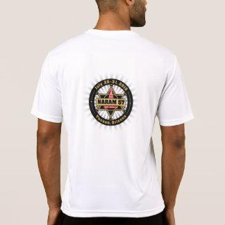 Camiseta de Wicking de la estrella del sheriff de Poleras