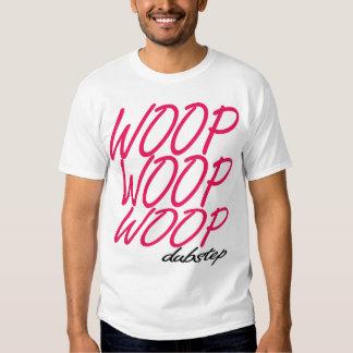 Camiseta de Woop Woop Woop Dubstep (NUEVA) Playeras