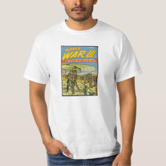 Camiseta de WW III Remeras