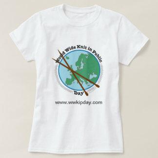 Camiseta de WWKiPDAY Europa