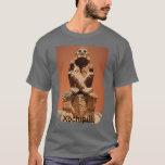 Camiseta de Xochipilli