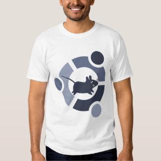 Camiseta de Xubuntu Playera