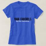 Camiseta de Yaoi Fangirl