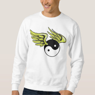 Camiseta de Yin Yang Sudadera Con Capucha